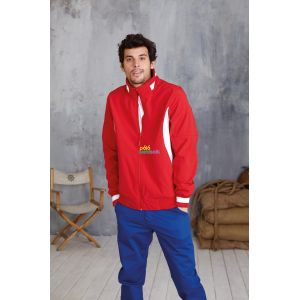 KA412 - BICOLOUR SOFTSHELL JACKET