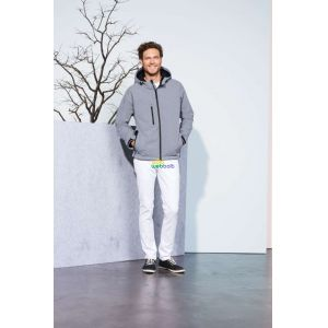 SO46602 - REPLAY MEN'S HOODED SOFTSHELL