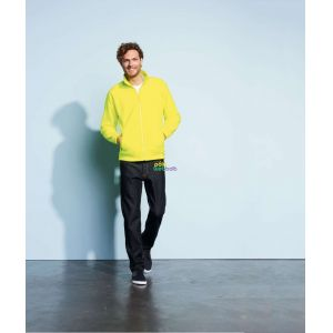 SO55000 - NORTH MEN'S ZIPPED FLEECE JACKET
